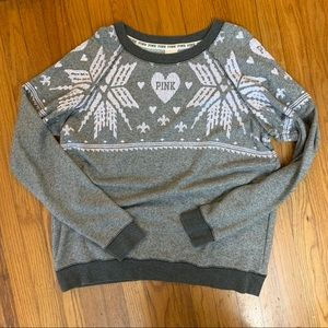 Victoria's Secret PINK Holiday Sweater